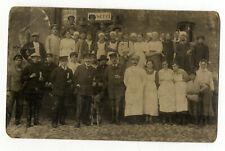 Rarität AK Kowno Militärverwaltung Käserei 1918