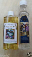 Holy water and Anointing oil Jerusalem frankincense, Myrrh and spikenard 250 ml