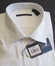 Hart Schaffner Marx dress shirt 16 34/35 cotton nwt $89