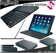 TECLADO LOGITECH 920-005515 PARA APPLE IPAD AIR INALAMBRICO BLUETOOTH BATERIA