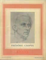 FR. CHOPIN - Ausgewählte Werke Band 2