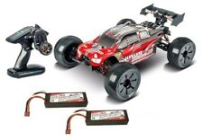 Carson virus Pro 4.0 TRUGGY BRUSHLESS 2.4ghz RTR 1:8 - Set Risparmio 1-incl .2x LiPo 7.4v