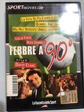 DVD FEBBRE A 90°