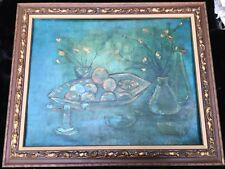 """1962 Sis. Evelyn Marie """"Still Life in Blue"""" - Pope and Vatican Connection"""