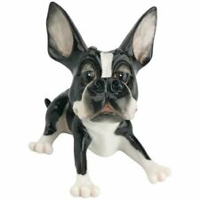 LITTLE PAWS *TARQUIN* BOSTON TERRIER PETS WITH PERSONALITY, NEW