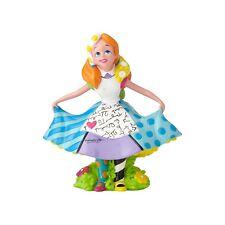 Romero Britto Disney Alice In Wonderland Mini Miniature