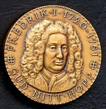 Sweden King Frederick I Fredrik 1720-1751 / # 0270 LTD. 2000 / N112