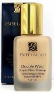 Boxed Estee Lauder Double Wear Stay in Place Makeup Foundation - 1N1 IVORY NUDE