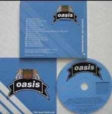 OASIS - THE MASTERPLAN - CD PROMO US - RARE !!!! -liam gallagher / noel