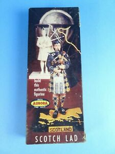 AURORA SCOTCH LAD MODEL KIT.