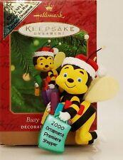 2000 Hallmark Busy Bee Shopper Exclusive Register Win Ornament Repaint Colorway