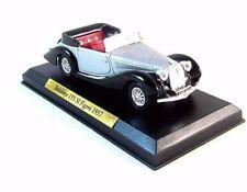 DELAHAYE 135M FIGONI-1937,AUTO D'ELITE1/43,ANTIQUE DIECAST CAR COLLECTOR'S MODEL