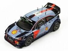 Fiesta RS WRC #46 1er rallye Monza IXO IXORAM658 2017 Rossi   1//43