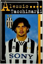 Cartolina Juventus Stagione 1996/97 – Alessio Tacchinardi