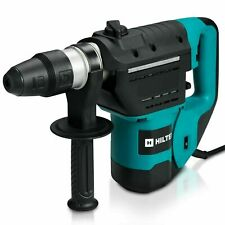Hiltex 10513 1-1/2in. SDS Rotary Hammer Drill with Accessories