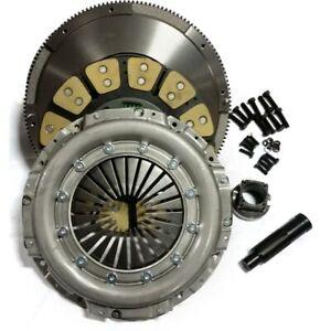 VALAIR NMU70432-06 2003-2010 6.0/6.4L Powerstroke 6-Speed | HD Clutch + Flywheel
