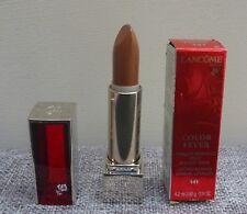 LANCOME Color Fever Lasting Radiance Sensual Lip Color Lipstick, #141, NewInBox