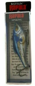 Rapala Sinking Fishing Bait Limited Edition Lure for Dallas Drake St.Louis Blues