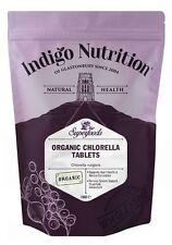 BIO Chlorella Tabletten - 1000 - Indigo Herbs