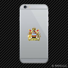 Malawian Coat of Arms Cell Phone Sticker Mobile Malawi flag MWI MW