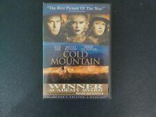 DVD Cold Mountain, Nicole Kidman 2 DVD set