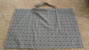 Handmade Baby Nursing Apron Cover Adjustable Black/White Breastfeeding