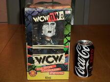 "WCW - WORLD CHAMPIONSHIP WRESTLING -"" STING"" BOBBLE HEAD STATUE ACTION FIGURE"
