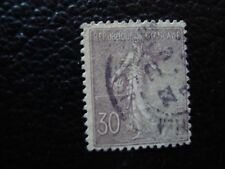 FRANCE - timbre yvert et tellier n° 133 obl (L1) stamp french (A)