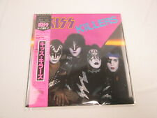 Kiss Killers with OBI 28S-58  VINYL  LP Japan