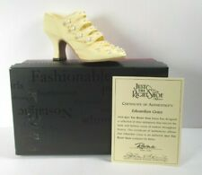 Just The Right Shoe Edwardian Grace 1999 by Raine Willitts Designs w/Box