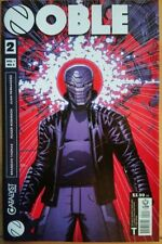 NOBLE #2a (2017 CATALYST Prime Lion Forge Comics) ~ VF/NM Book