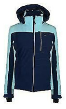 Nevica Aspen Blue Ski Jacket Ladies Womens Size 14  L *REF105
