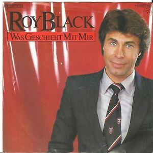 """Roy Black, Was geschieht mit mir, Erzähl mir nichts..., VG/VG, 7"""" Single, 9-1161"""