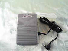 Foot Control Pedal Singer 160 Limited Edition, 3305, 3311 ,3400,5400 (New Style)
