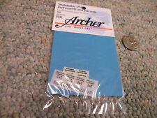 Archer  decals 1/35 AR35280 Studebaker US6 instruments placards   L74