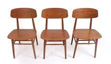 Stühle Teak Pastoe Braakman Wegner Ära Vintage Retro Designer