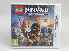 Nintendo 3DS Lego Ninjago Shadow Of Ronin *BRAND NEW*