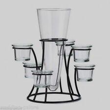 Vase Candelabra Black Metal Candle Holder Wedding Centerpiece Table Decor