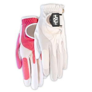 Zero Friction Women's Distance Pro GPS Golf Glove Pair RH GL21011