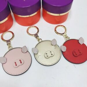 Kate Spade Piggy Key Chain Year of the Pig Key Ring Xmas Gift