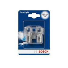 ORIGINAL BOSCH Gluehlampe P21/4W 12V SB-2 - 1 987 301 015