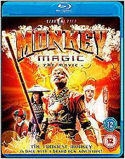 MONKEY MAGIC - BLU-RAY - REGION B UK