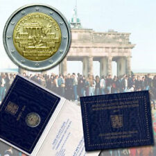 MORUZZI - Vatican Pope Francis I 2 EURO 2014 25 years of Berlin wall