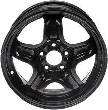 "Chevy Malibu Cobalt HHR 16"" Steel Wheel Dorman 939-110 Pontiac G5 Black"