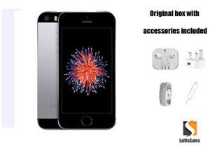Apple IPHONE Se - 64GB - Gris Espace (Débloqué) A1723 ( Cdma + Gsm )