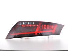 LED Rückleuchten Lightbar Audi TT 8J Bj. 06-14 rot/smoke