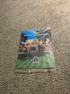 1997 PGA Championship Golf Program Davis Love III Champ Winged Foot Mamaroneck
