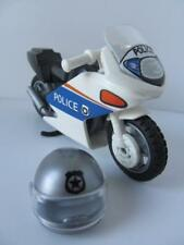 Playmobil City/Rescue themes extra: Police motorbike & helmet NEW
