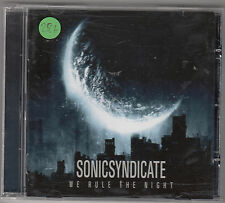 SONIC SYNDICATE - we rule the night CD