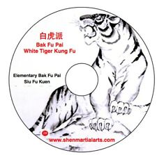 DVD - Elementary Bak Fu Pai - Small Tiger Fist Form + Bonus DVD